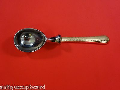 Larkspur by Wallace Sterling Silver Ice Cream Scoop HHWS  Custom Made 7""