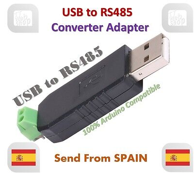 USB to RS485 485 Converter Adapter Support Win7 XP Vista Linux Mac OS WinCE5.0