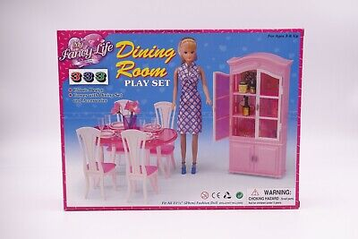 Gloria, Barbie Size Doll House Furniture/(24011) Dining Room