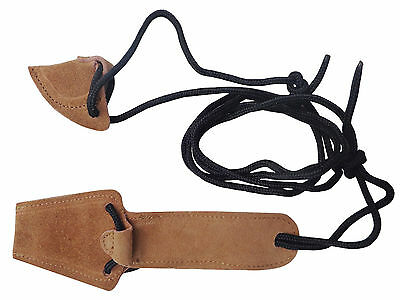 Target Fine Suede Bow Stringer Archery Products.AA407A.