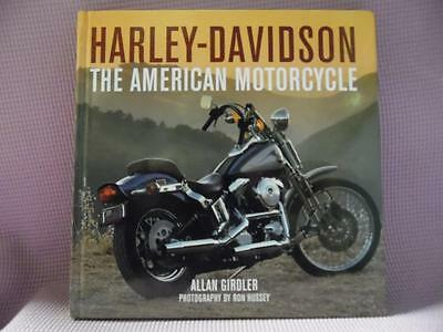 Harley-Davidson  The American Motorcycle By Allan Girdler