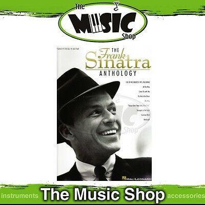 New The Frank Sinatra Anthology PVG Music Book - Piano Vocal Guitar
