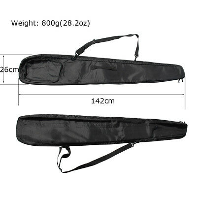 Z&J SPORT High Quality Black Paddle Bag For 2 Piece Outrigger Canoe OC Paddle