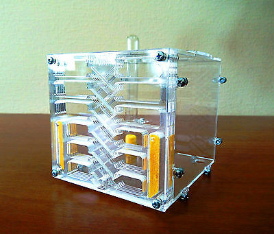 Fourmilière AFK-8. New educational Ant farm - Formicarium for LIVE ants.