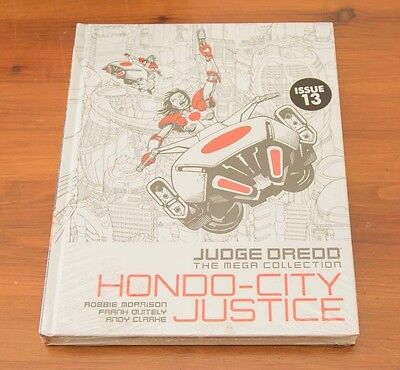 Judge Dredd Mega Collection, No. 60: Hondo-City Justice - New / Sealed