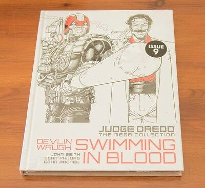 Judge Dredd Mega Collection, No. 14: Swimming In Blood - New / Sealed