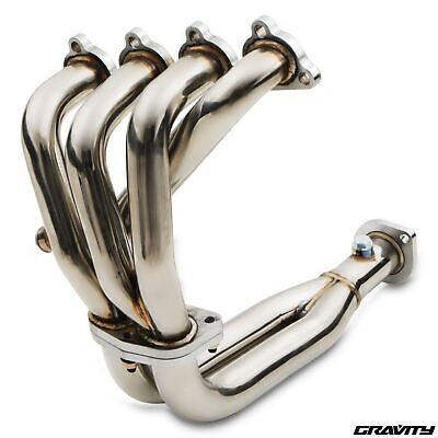 Stainless Steel Exhaust Manifold For Honda Civic D Series D14 D15 D16 1.4 1.6