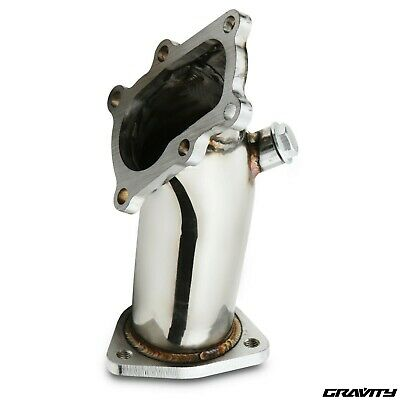 Stainless Steel Race Exhaust Turbo Elbow For Nissan Skyline R32 R33 R34 2.0 2.5