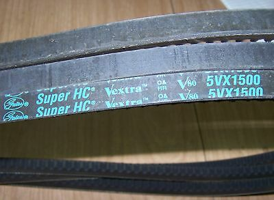 Gates Super HC Vextra 5VX1500 V Belt