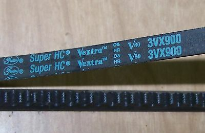 Gates Super HC Vextra V Belt 3VX900