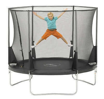 Plum Space Zone V2 Trampoline and 3G Enclosure - 8ft, 10ft, 12ft and 14ft