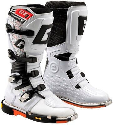 Stivali Motocross Gaerne Cross & Enduro Line Gx1 Supermotard Bianco