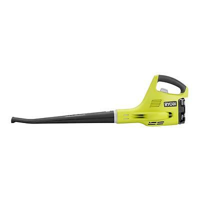 Ryobi ONE+ 120 mph 18-Volt Lithium-Ion Cordless Hard Surface Blower/Sweeper