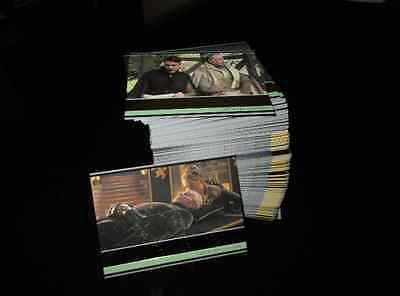 Game of Thrones Season 5 (Five) - Complete 100 Card GOLD PARALLEL Base Set