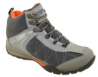 Khombu Women's Hilary Hiking Boots Grey