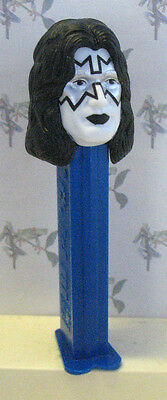 "PEZ  - The Rock Band ""Kiss"" series - Ace Frehley as The Spaceman - loose"