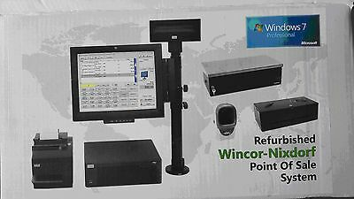 Wincor Nixdorf Refurbished complete Pos System Bettle S-II plus