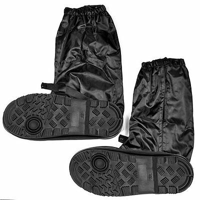 Motorcycle Cycling Racing Waterproof Windproof Boot Shoes Rain Cover Size XXXL