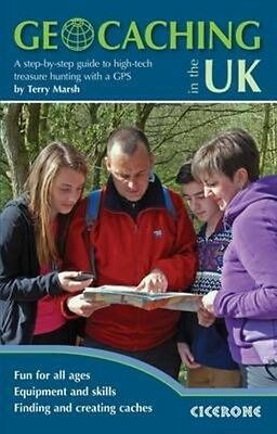 Geocaching in the UK by Terry March