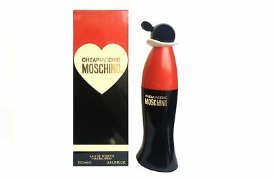 Moschino Cheap And Chic Edt 100Ml Natural Spray Profumo Donna Woman Femme