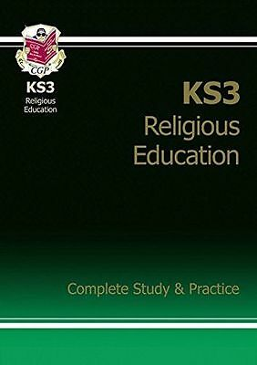 **NEW** - KS3 Religious Education Complete Study & Practice (PB) - 1782941851