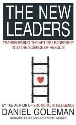 **NEW** - The New Leaders: Transforming the Art of Leadership (PB) - 0751533815