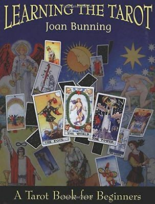 **NEW** - Learning the Tarot: A Tarot Book for Beginners (PB) - 1578630487