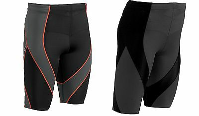 New CW-X Pro Men Compression Shorts Running Run Support Short ALL COLORS SIZES