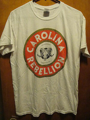 CAROLINA REBELLION 2013 ~ Medium ~ Alice in Chains T Shirt Steel Panther & MORE