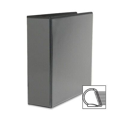 (Lot Of 12)  3 Inch Black  D Ring View Binders - New