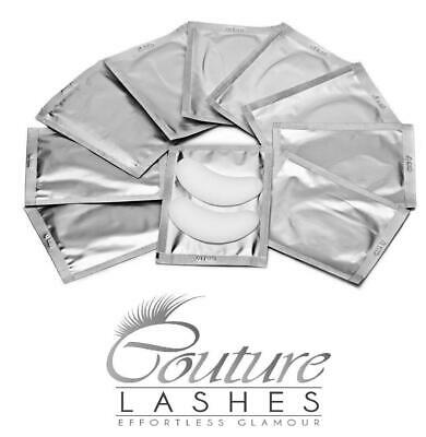 Couture lashes Lint Free Under Eye Gel Collagen Patches Pads Eyelash Extension