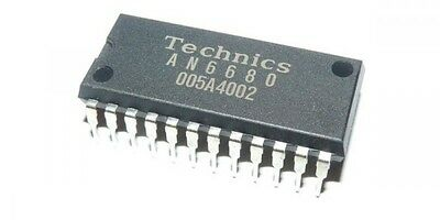 Technics IC Chip AN6680 for SL1200 DJ Turntable parts audio mixer
