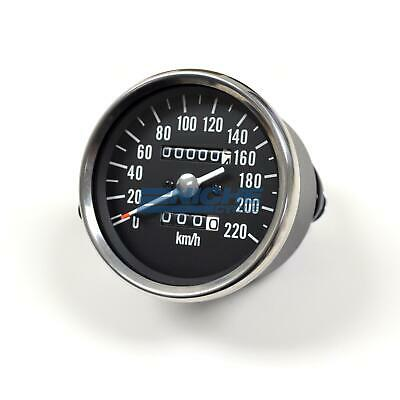 Kawasaki H1 MACH III Replica Reproduction Speedo KPH Speedometer Gauge