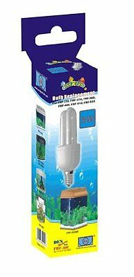 Fish R Fun Spare Low Energy Bulb 5W Pet Supplies Fish R Fun Aquarium Bulb 5W En