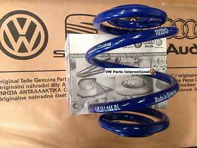 VW Golf MK4 R32 Volkswagen Racing Rear Suspension Spring New Genuine OEM VW Part
