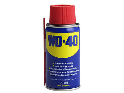 100ml NEW WD 40 Aerosol Spray Oil Lubricant Rust Corrosion Protection Lube