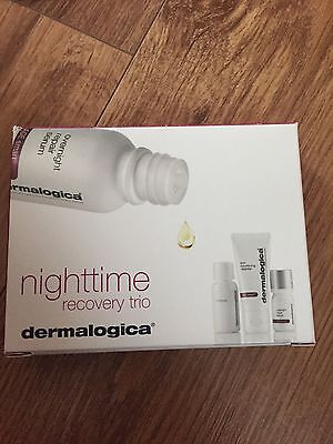 Dermalogica Nighttime Recovery Trio Overnight kit