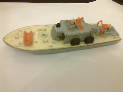 Dinky Toys Motor Patrol Boat 675 Air Sea Rescue 678 Missing Pieces
