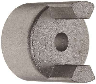 "Martin ML100 15/16 Universal Series Jaw Coupling, Sintered Steel, Inch, 0.938"" B"