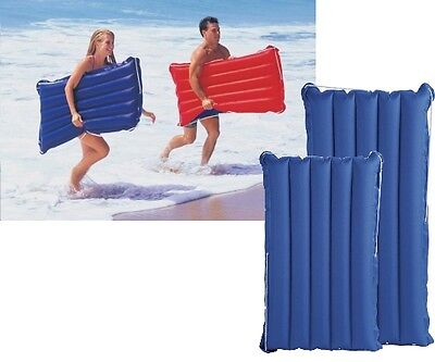 Pool Float Inflatable Canvas Surf Wave Rider Raft Tube Intex ride surf board