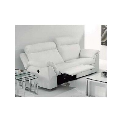 Sofa Relax Passion 2 Plazas 3 Colores