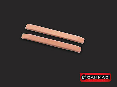 Sharpening Stone (QTY 2) for Various Doner Kebab Eclectic Knife Blade