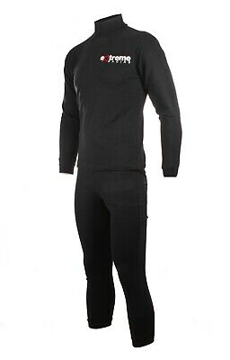 Thermal Skiing snow boarding base layer wicking 2 piece from extreme racing