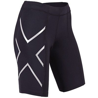 New 2XU Women Compression Short Lady PWX Running Pants Train ALL SIZES & COLORS