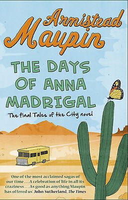 Armistead Maupin - The Days of Anna Madrigal: Tales of the City 9 (Paperback)