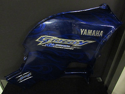OEM YAMAHA Right Side Cover Cowl for GRIZZLY 700 2009 LE BLUE 3B4-21721-H0