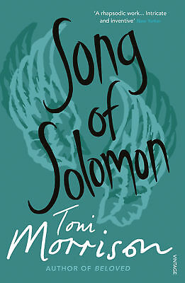 Toni Morrison - Song Of Solomon (Paperback) 9780099768418