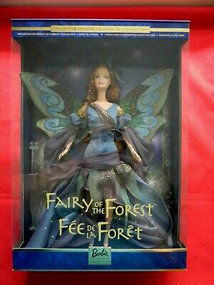 Collector Edition Fairy of the Forest Barbie Doll