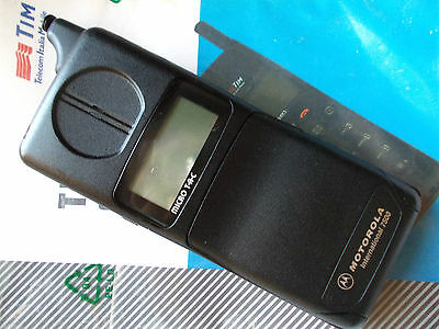 Motorola Micro Tac Internationale 7500 ORIGINALE  introvabile