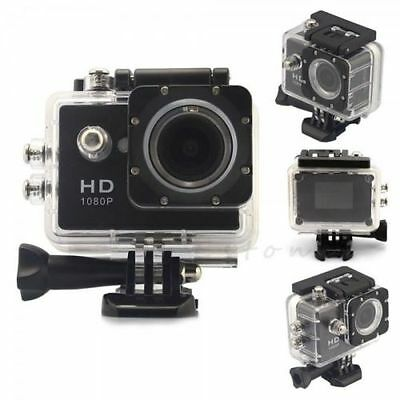 CAMERA GO SPORT ACTION 12 MPx FULL HD 1080p SUBACQUEA 30MT FOTOCAMERA DIGITALE